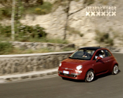 Fiat 500 - Model Year tv ad